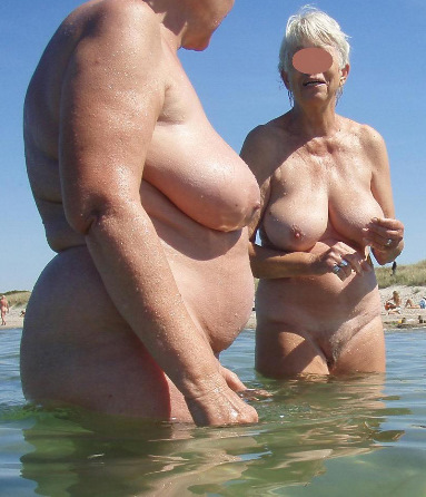 nudist grannies