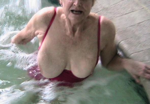 Hot senior porn